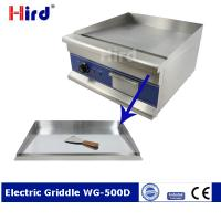 China CE Electric griddle Non stick electric griddle Electric flat top griddle WG500D on sale