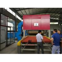 China Flat and Single Curvature Bending Glass Tempering Furnace Glass Toughening Furnace on sale