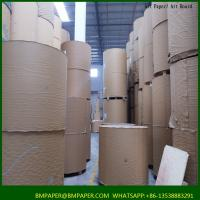 Cheap Virgin Pulp Style double coated art paper for sale