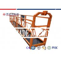 Cheap Safety ZLP500 Hanging Lift Rope Suspended Platform For Construction Work wholesale