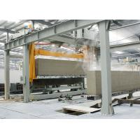 Cheap Fireproofing of Autoclaved Aerated Concrete AAC Block Machine / AAC Brick Plant for sale