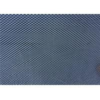 Cheap 6 x 6mm Hexagon Aluminum Expanded Metal Mesh With Thickness 0 . 6mm for sale