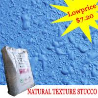 Cheap Natural Stone Texture Exterior Wall Stucco For Wall Decoration , Cement Based for sale