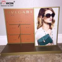 Quality Table Top Dior Sunglasses Display Units Increasing Brand Value Eyewear Display Stand wholesale