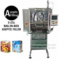 Cheap 3-25L Single-head BIB Aseptic Filler for Sterile Products Bag in Box Aseptic Filling Machine for sale