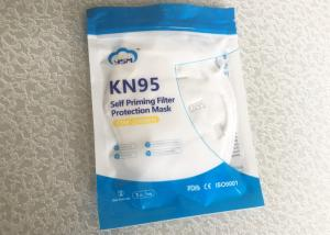 Cheap Elastic Ear Band KN95 Civil Protective Mask for sale