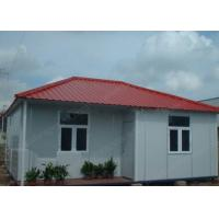Cheap Affordable Pre Built Modular House With 64m² ANT PH1732 for sale