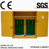 Buy cheap Hazardous Flammable Storage Cabinet in labs, minel, stock, chemical company from wholesalers