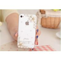 Cheap Mobile Phone shell OEM Fashion Apple phone set auger PC phone case for Apple phone for sale