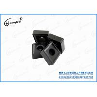 Cheap Cnc Lathe Machine Tungsten Carbide Inserts With Long Life Time 0.5-1.5mm for sale