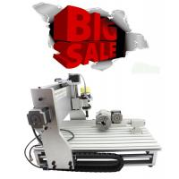 Cheap Lowest price 3040 cnc engrave machine for fixture for sale