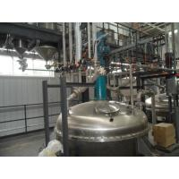 Cheap Stable Performance Liquid Detergent Making Machine For Slurry Preparation for sale