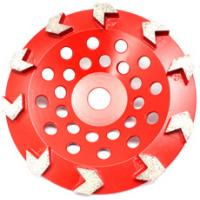 Quality Diamond cup wheels for grinding stone and concrete px 1-1-8 wholesale