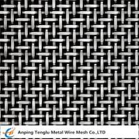 China Stainless Steel Twill Weave Wire Mesh Cloth|Crossed Twilled Wire Fabric on sale
