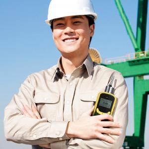 Cheap Carbon Monoxide CO Single Gas Detector Precision ≤± 2% F.S. With USB Output for sale
