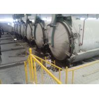 Cheap Φ2.5m Custom High Steam Pressure AAC Autoclave For AAC Block Making Plant wholesale