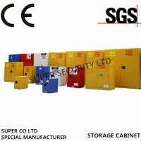 Cheap Chemistry Chemical Storage Cabinets / Flammable Storage Cabinets for sale