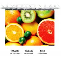Cheap Space Saving LED Foldable Display Screen With Hanging Stacking And Attaching for sale