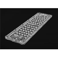 Buy cheap 64 Pieces LEDs Peanut LED Light Lens Heat Sink Accessory For LED Road Lamp from wholesalers