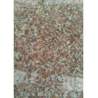 Cheap Kerbstone Polished Granite Tiles G363 G3763 Red Color For Flooring / Paving for sale