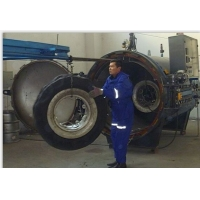 Cheap 10mm Thickness Retread Vulcanization Truck Tire Autoclave for sale