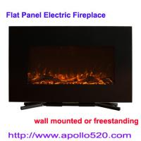 36inch Flat Panel Wall Mounted Electric Fireplace Of Apollo520