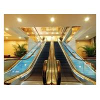 Cheap Integrated aluminum casting  indoor escalator with Key switch of Guangri -- GRF for sale