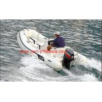 Cheap rigid hull inflatable boat inflatable battery powered boat inflatable pontoon boat for sale