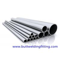 China Thickness STD 8'' Nickel 625 Seamless Steel Pipe For Petroleum  ASTM B161 on sale