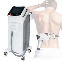 Cheap Hair Removal Laser Beauty Machine 808 High Power 2 Spot Size In 1 Handpiece for sale