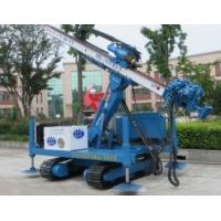 Cheap Pipe Shed Engineering  Crawler Drilling rig With Big Arm Anchor hole for sale
