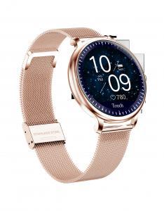 Cheap Blood Pressure Test 140mAh Ladies Bluetooth Smart Watch for sale