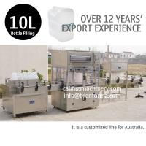 Cheap Australian Popular 10L Bottled Water Packaging Machine 10 Litre Bottle Filling Machine for sale