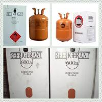China Auto and A/C Gas Refrigerante R600a Isobutan 6.5KG on sale