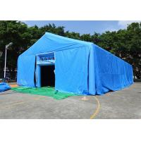 Cheap 40*5M Tarpaulin Large Inflatable Tent For Family / Inflatable Party Tent for sale