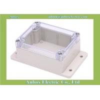 Cheap 115*90*55mm clear lid electrical box waterproof Wall mounted for sale