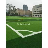 Cheap Soccer Court Artificial Turf Underlay Grass Carpet Anti-Vibration UV Proof for sale