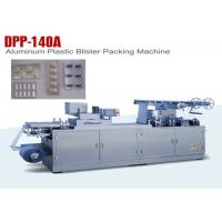Pharmaceutical Small Flat Type Automatic Blister Packing Equipment DPP-140A