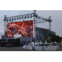 Cheap P4.81 Outdoor Rental LED Display High Brightness Waterproof SMD2525 For Stage for sale