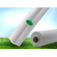Cheap White Stencil Cleaning Rolls , SMT Stencil Paper Roll For Machine Clean wholesale