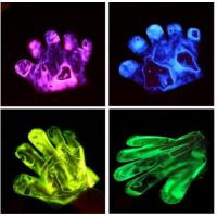 Cheap Glow Glove, Are Non-Toxic, Non-Flammable, Non-Radioactive, Water-Proof for sale