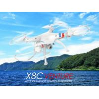 Cheap X8C 2.4G 4CH 6-Axis Venture RC Quadcopter Drone Headless Aerial Photography 2MP Fly Camera for sale