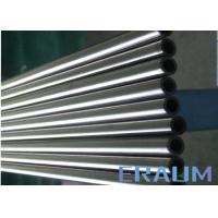 Buy cheap Alloy 601 / UNS N06601 Nickel Alloy Tube Stainless Steel Material With Cold Rolled from wholesalers