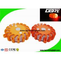 China Rechargeable Safety LED Road Flares , Portable Emergency Warning Strobe Lights for Undercarriage Lighting on sale