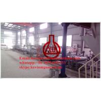 Cheap China Automatic fireproof mgo Board production line With Larger Capacity 1500 sheets for sale