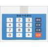 16 keys LED Tactile Membrane Switch