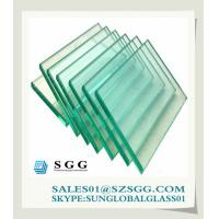 China A Grade clear float glass manufacturer on sale