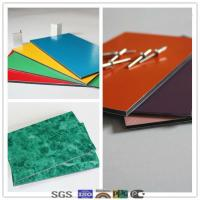 Buy cheap Sign Making Aluminum Composite Panel from wholesalers