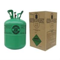 Cheap Freon R22 gas ,99.9%purity R22 refrigerant gas for sale for sale