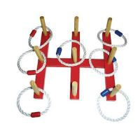 Cheap wooden ring toss for sale
